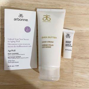 NEW Arbonne skin care bundle